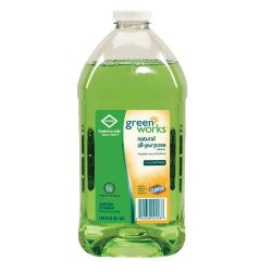 Clorox - CLO 00458 - Clorox Green Works? Natural All-Purpose Cleaner - 64-Oz. Concentrate (6 Case Qty.)