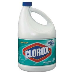 Clorox - CLO 02467 - Ultra Clorox Liquid Bleach - 96-Oz. Clean Linen (6 Case Qty.)