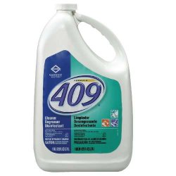 Clorox - CLO 35300 - Formula 409 Cleaner Degreaser/Disinfectant - Gallon (4 Case Qty.)