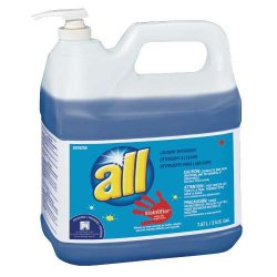 Johnson Diversey - DRK 2979259 - All Liquid Laundry Detergent With Pump, CS