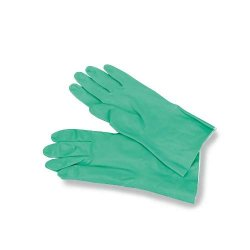 Galaxy (Gloves) - GLX 183M - Nitrile Flock-Lined - Medium, DZ