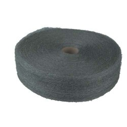 Global Material Technology - GMT 105045 - Industrial-Quality Steel Wool Reels - #2 Medium Coarse, CS