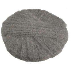 Global Material Technology - GMT 120180 - Radial Steel Wool Floor Pads - 18 Grade 0, CS