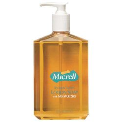 Gojo - GOJ 9759 - Micrell Antibacterial Lotion Soap - 12-Oz., CS