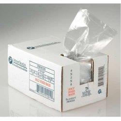 Inteplast - IBS PB040208 - Poly Bags - Pint, 4W X 2G X 8L ?.68-Mil Guage, (1000 Case Qty.)