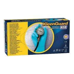 Kimberly-Clark - KCC 57372 - Kleenguard* G10 Blue Nitrile Gloves - Medium (100 Case Qty.)