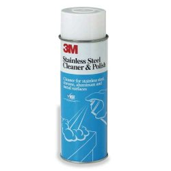 3M - MCO 14002 - 3M? Stainless Steel Cleaner & Polish, CS