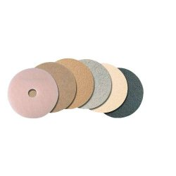 "3M - MCO 19012 - Ultra High-Speed Natural Blend Floor Burnishing Pads 3500, 24"" Dia., Tan, 5/CT"