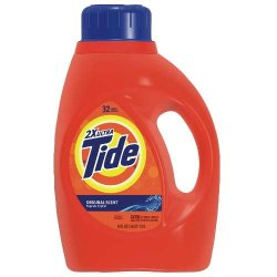 Procter & Gamble - PGC 13878 - Tide Ultra 2X Liquid Laundry Detergent, CS