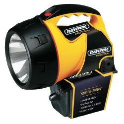 Rayovac - RYV I6V-B2 - Industrial? Lantern With Swivel Stand, EA
