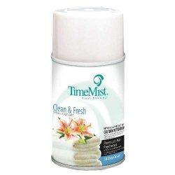 TimeMist - TMS 2502 - Timemist Premium Metered Air Freshener Refills - Clean 'N Fresh, CS