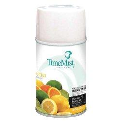 TimeMist - TMS 2509 - Timemist Premium Metered Air Freshener Refills - Herbal Spring, CS