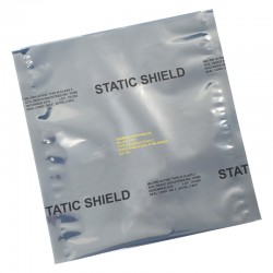 Desco - 12912 - Static Shield Metal-In Bag, 81705 Series, 5 x 8, 100 EA/PK