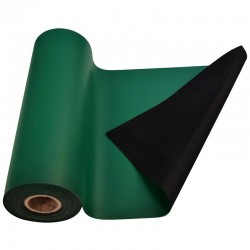 Desco - 770081 - R3 Series 2-Layer, Green, Rubber, Roll, 24 x 50'