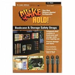 Ready America - EP-102 - QuakeHold. Bookcase & Storage Strap