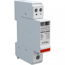 Citel - DS240S-350DC - Type 2 DC surge protector. SPD alone