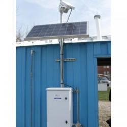 Ameresco Solar - SB50-0358 - 140W 12VDC 198AH Solar Kit