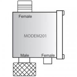 Amphenol - SBT-6962690-FMF - Smart Bias-T. 696-2690 MHz, FMF Configuration