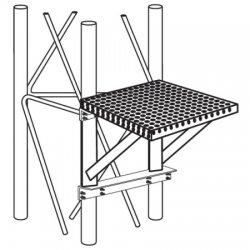 Rohn Products - WPCC65 - 65G Work Platform