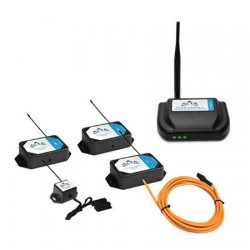 Monnit - MNK2-9-EG-ITS - ALTA IT Server Room Monitoring Kit Ethernet 900MHz