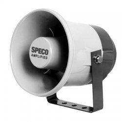 Speco - ASPC20 - PA Horn, Weatherproof, 20W, 6 In.