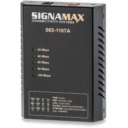 Signamax / AESP - 065-1167A - 10/100BaseT/TX Ethernet Extender Media Converter
