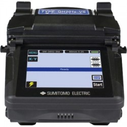 Sumitomo Electric - TYPEQH201EVSKIT8R - Quantum Handheld Fusion Splicer Kit with FC-8R