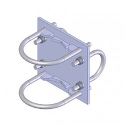 Sinclair - CLAMP121C - 121C clamp 2.88 OD TO 5 OD at 90 DEG.