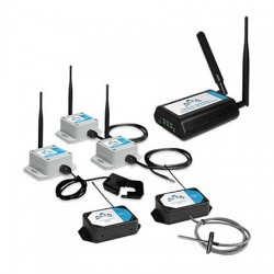 Monnit - MNK2-9-CG-HVC-ATT - ALTA HVAC Monitoring Kit Cellular-ATT 900MHz