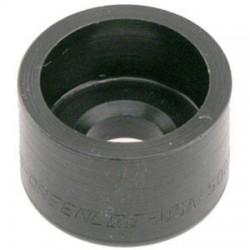 Greenlee / Textron - 2981AV - Greenlee 2981AV Replacement Round Conduit Die; 3-1/2 Inch, Mild Steel