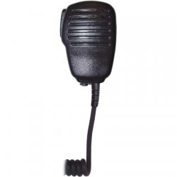Klein Electronics - FLAREK1 - Rugged Speaker Mic 3.5 Ear Piece Port For Kenwood