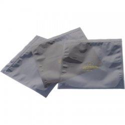 3M - 051111-77795 - Zip Lock Static Shield Bags, 10X 14; 100 PK