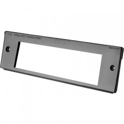 RAM Mounting Systems - RAM-FP2-6100-1500 - A12 Ram Custom Faceplate For Console