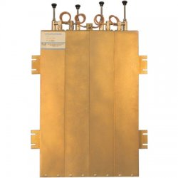 Comprod Communications - 66-13-46 - 138-174MHz Pass/Reject Six 4 Cavity Duplexer