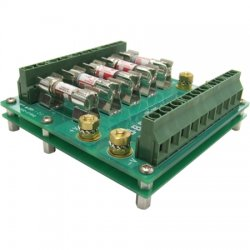 DuraComm - DB-5MG - Distribution Block, 5 Fuse, 75 Amp Max