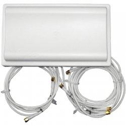 Ventev - M6025040MO1D3620 - TerraWave Dual Band Omnidirectional Antenna - 2.5 dBi, 4 dBi - RP-SMA