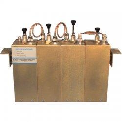 Comprod Communications - 66-80-44 - 806-896 MHz Pass/Reject Four 4 Cavity Duplexer