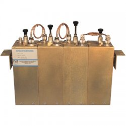 Comprod Communications - 66-40-44 - 406-512MHz Pass/Reject Four 4 Cavity Duplexer
