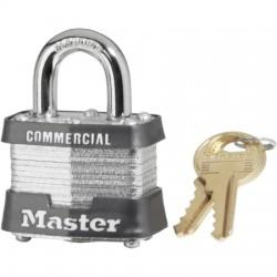 Master Lock - 5KA-3418 - 4 Pin Tumbler Padlock Keyed Alike