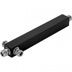 G-Wave - MSI-LTE-B0321 - 698-2500 3-Way Splitter/Combiner w/ N Females