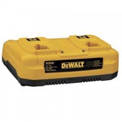 Dewalt - DC9320 - Dewalt 1 Hour Dual Port Charger - 7.2 V DC, 18 V DC Output