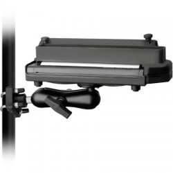 RAM Mounting Systems - RAM-VPR-101-1 - RAM Mount Pole Mount for Printer - Aluminum