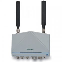 Moxa Group - AWK-4131-M12-US-T - 802.11a/g/b/n AP/Bridge/Client, US band IP68