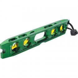Greenlee / Textron - L107 - Electrician Torpedo Level, 8-1/2' long