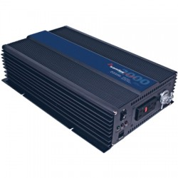 Samlex - PST200012 - Samlex - Pst20012 2, 000 Watt High Efficiency Pure Sign Wave Inverter With 3, 500 Watt Surge, Overload Protection & 2 Gfci Protected Ac Outlets