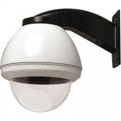Moog / Videolarm - FDW7CF2 - Videolarm FDW7CF2 Outdoor Fusion Dome Wall Mount Housing - 1 Fan(s) - 1 Heater(s)