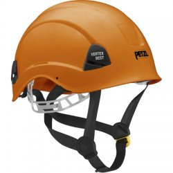 Petzl - A10BOA - Orange Rescue Helmet, Shell Material: ABS, 6-Point Webbing Suspension, Fits Hat Size: 6-3/8 to 7-7/8