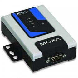 Moxa Group - NPORT 6150 - NPORT - 1x RS-232/422/485 1x RJ45 Secure Device Server