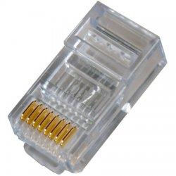 Cinch Connectors - 32-5998-UL - 8 pin RJ-45, round Cat5