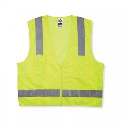 Ergodyne - 24023 - Glowear 8249z Cls 2 Econsurveyors Vest S/m Lm